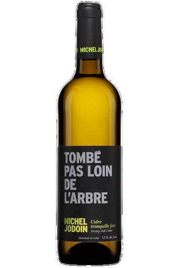 Michel Jodoin Tombé Pas Loin de l'Arbre