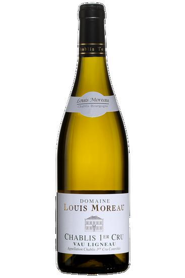 Domaine Louis Moreau Chablis Premier Cru Vau Ligneau