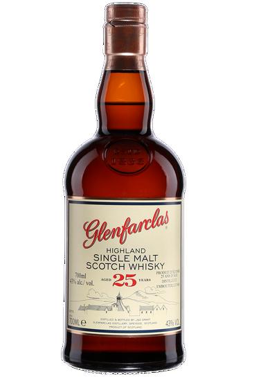 Glenfarclas 25 ans Highland Scotch Single Malt