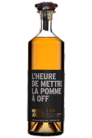 Michel Jodoin L'Heure de Mettre la Pomme à Off