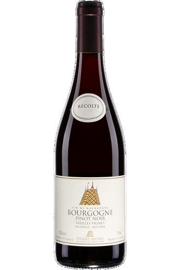 Pierre André Bourgogne Pinot Noir Réserve Vieilles Vignes