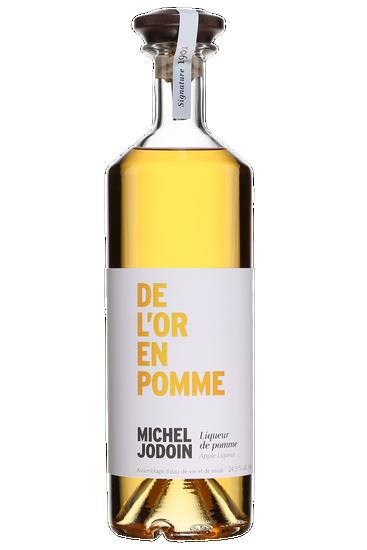 Michel Jodoin De l'Or en Pomme