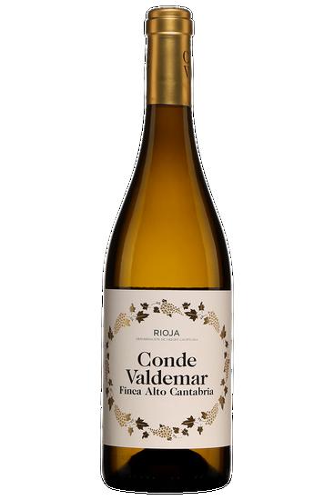 Bodegas Valdemar Conde de Valdemar Finca Alto de Cantabria Rioja