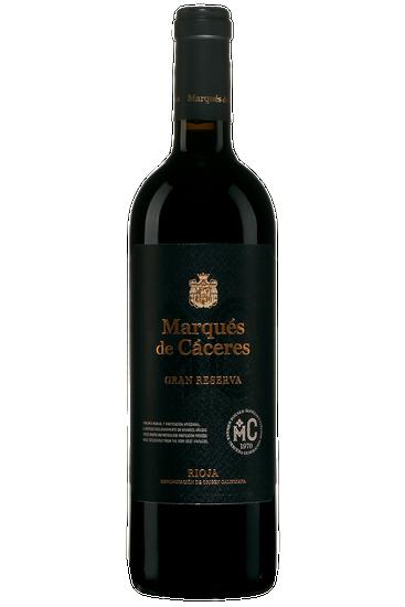 Marqués de Cáceres Rioja Gran Reserva