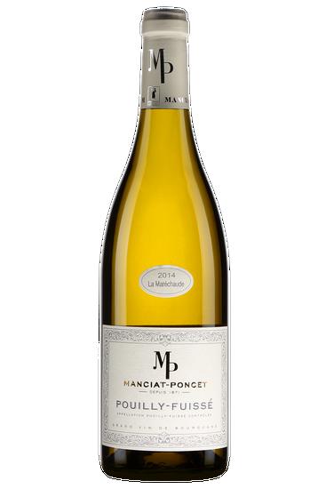 Domaine Manciat-Poncet Pouilly-Fuissé La Maréchaude Vieilles Vignes