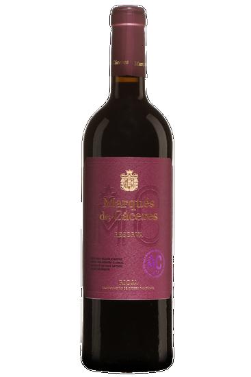 Marqués de Cáceres Rioja Reserva