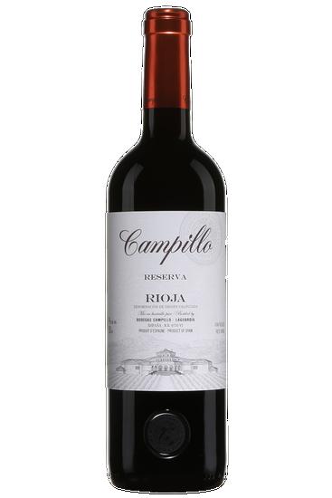 Bodegas Campillo Rioja Reserva