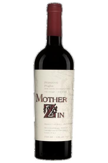 Azienda Vinicola Torrevento Mother Zin Puglia