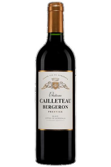 Château Cailleteau Bergeron Prestige Blaye Côtes de Bordeaux