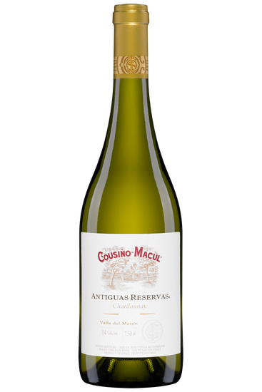 Chardonnay Cousino Macul Antiguas Reservas Maipo