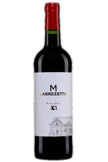 M Lagrezette Cahors