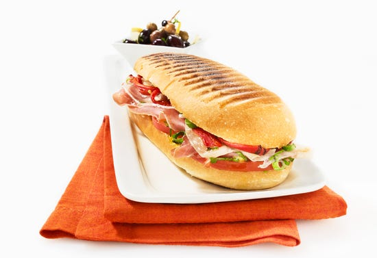 Bocadillos (sandwich espagnol à l'omelette)