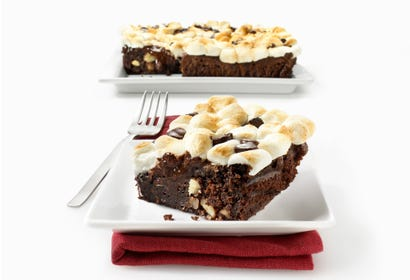 Brownies au chocolat Image