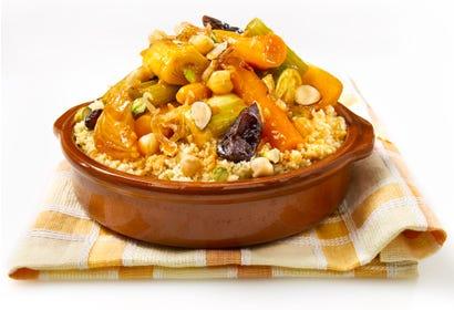Couscous de légumes Image