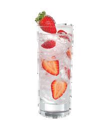 Gin crush aux fraises Image