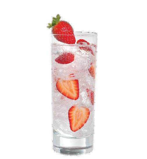 Strawberry Crush Gin