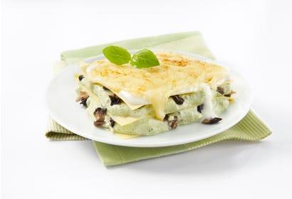 Lasagne aux bolets Image