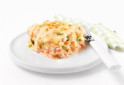 Lasagne aux fruits de mer Image