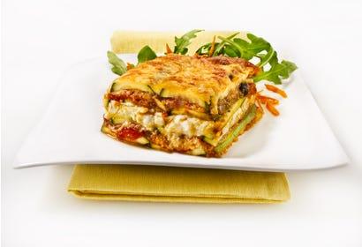 Lasagne végétarienne aux zucchinis Image