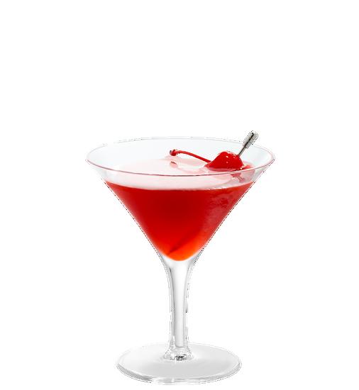 Martini choco-cerise