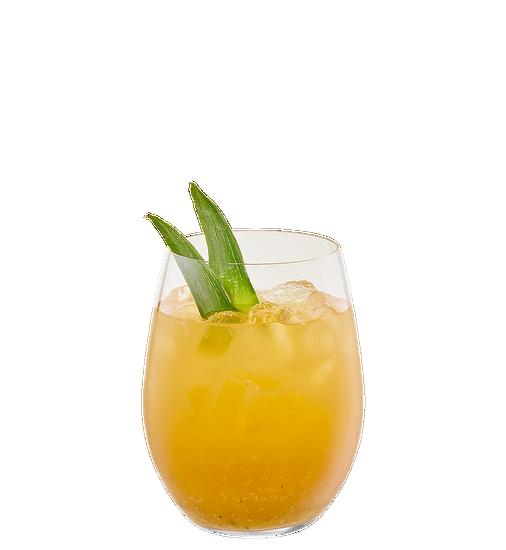 Mojito à l'ananas