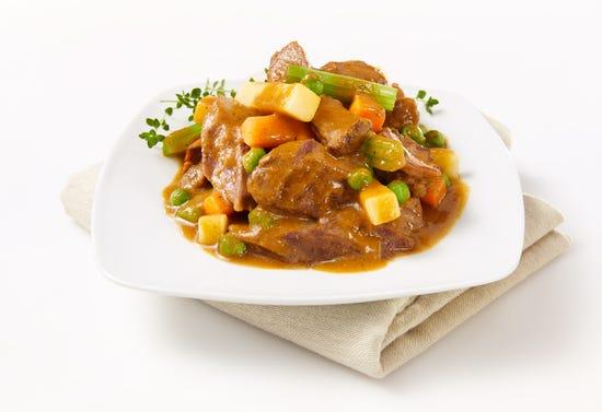 French lamb stew (Navarin)