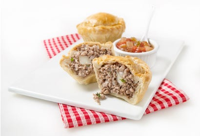 Meat pie Image