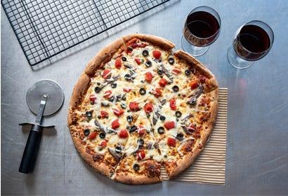 Pizza napolitaine Image