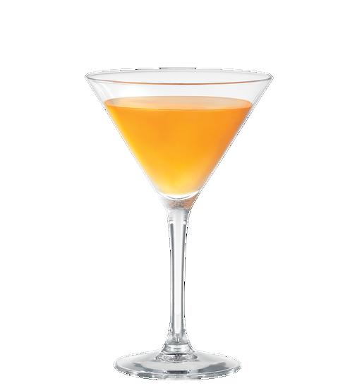 Iced Apple Martini