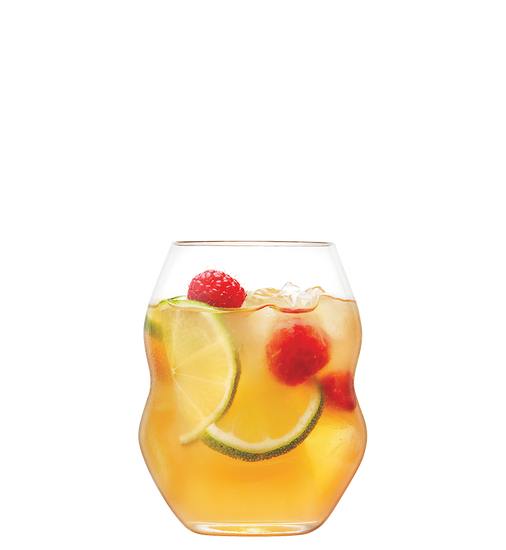 Auntie's punch, individual serving