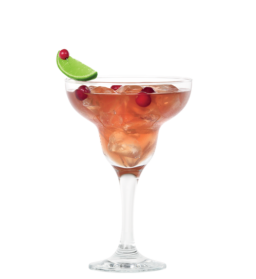 Cranberry-lime Rum