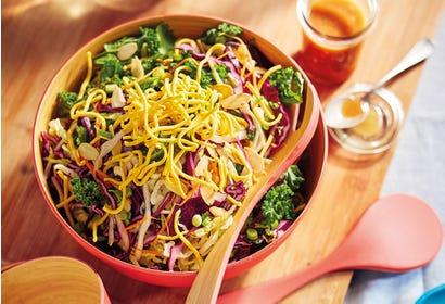 Asian cabbage salad Image