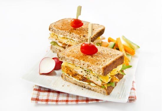 Sandwichs californiens