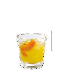 Orange Splash Image