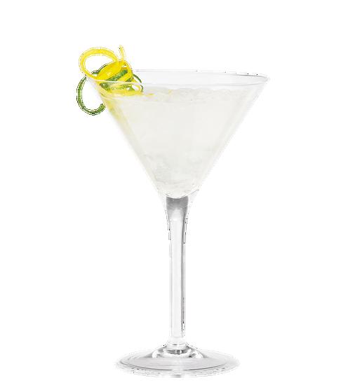 Gin citrus