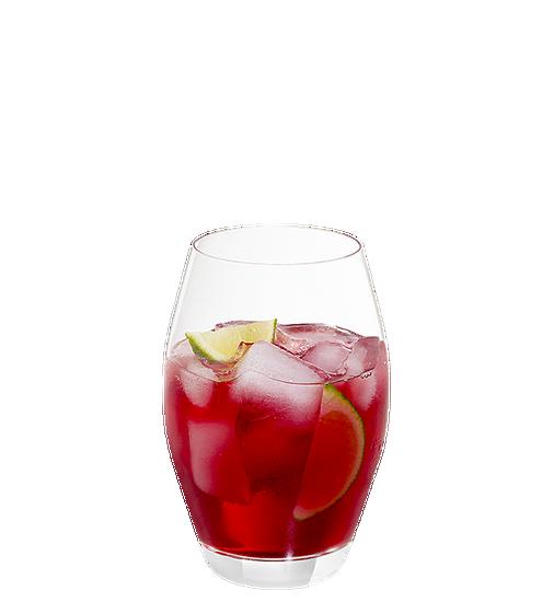 Vodka canneberge
