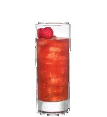 Raspberry Whisky Royal