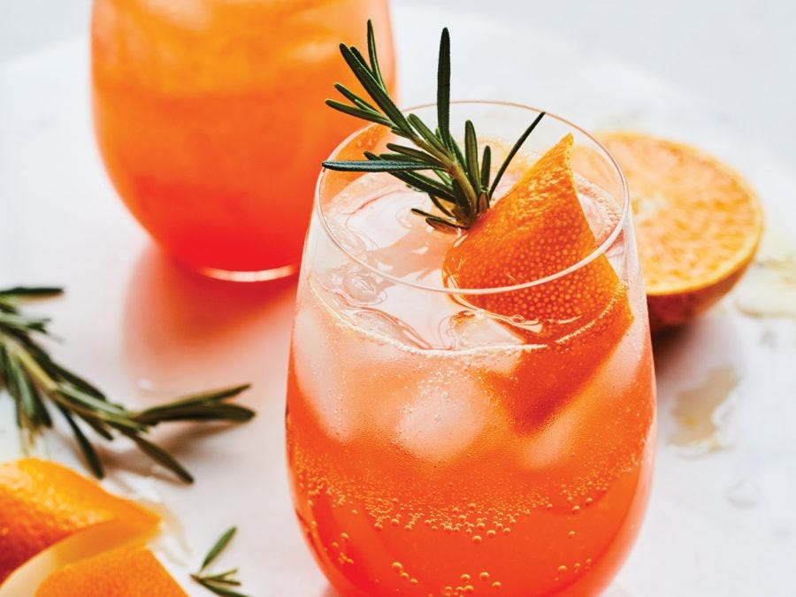 Cocktail spritzini