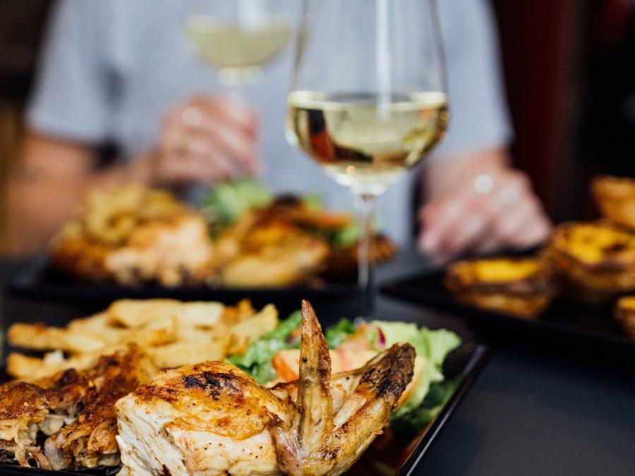 vinho verde, accords , portugal, poulet piri-piri
