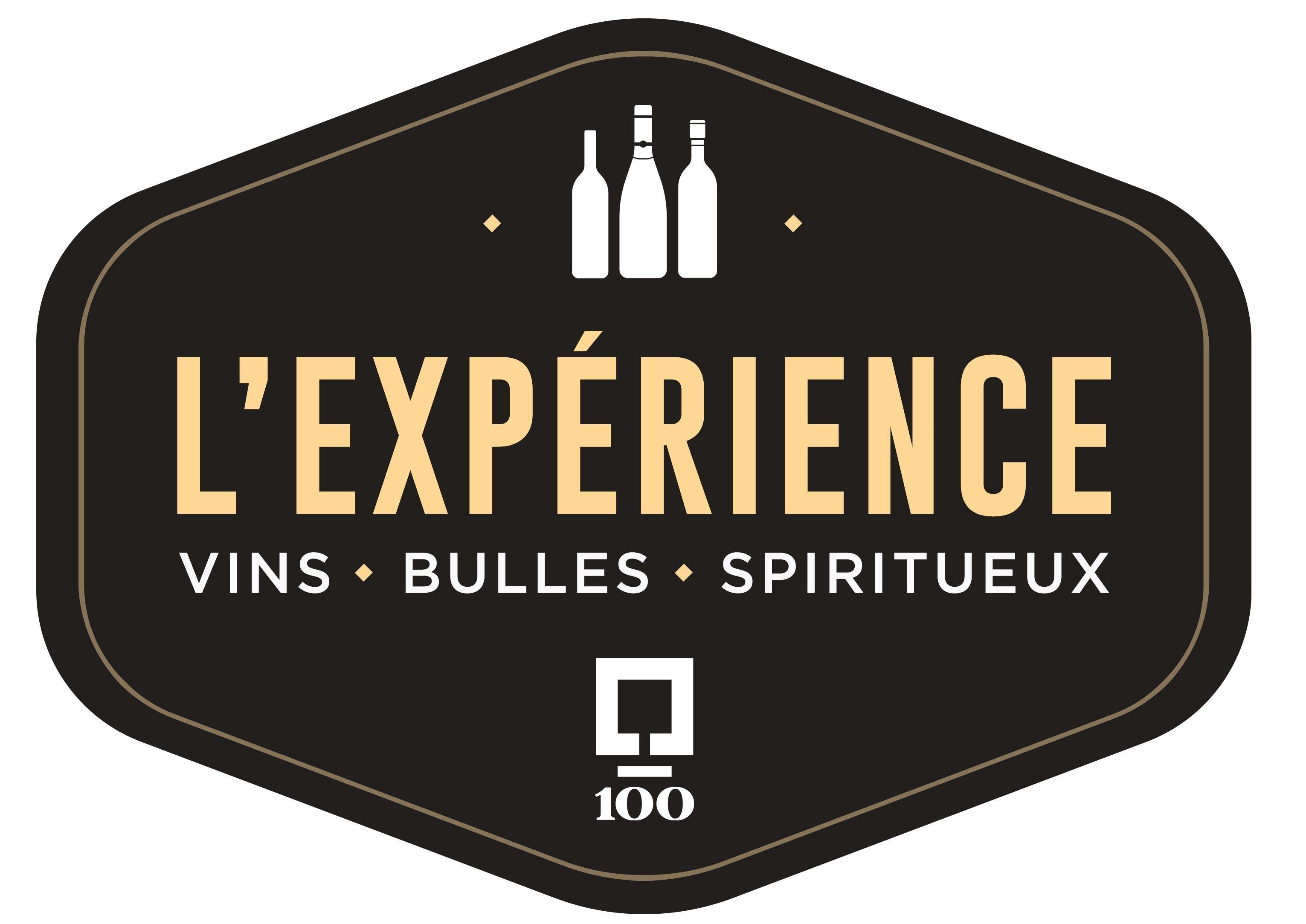 La SAQ est fière d'être partenaire de la 2e édition du L'Expérience Vins | Bulles |Spiritueux qui aura lieu du 20 octobre 2021 au 20 avril 2022.