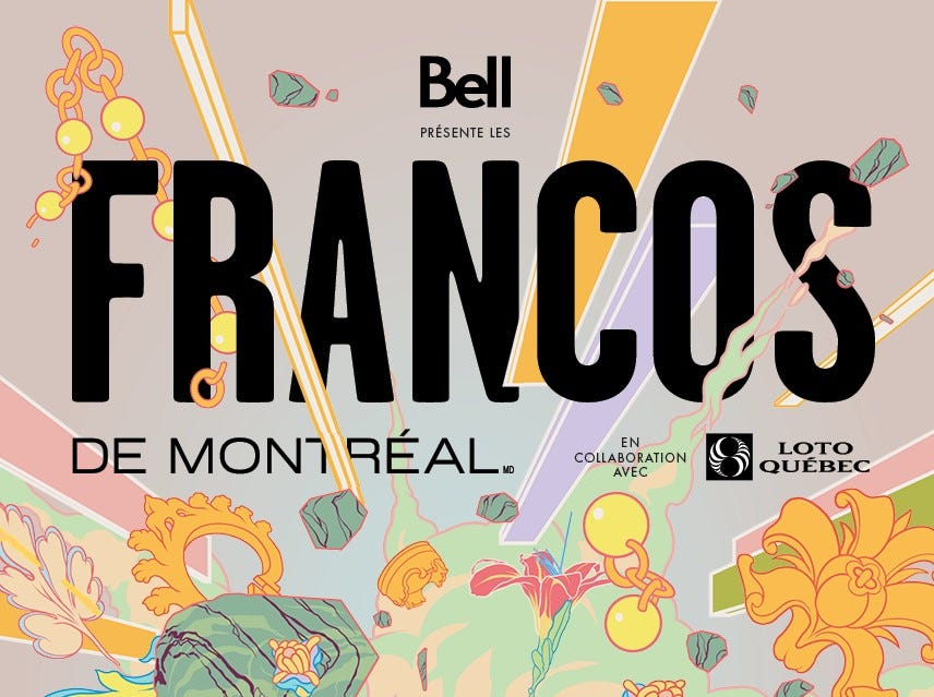 The SAQ is proud to be a partner of the 32th edition of the Francos de Montréal which will take place from September 9 to 12, 2021.