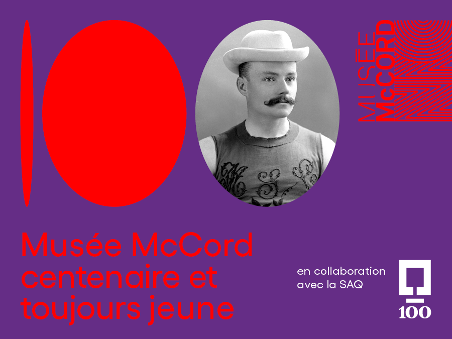 Partenariat SAQ et Musée McCord