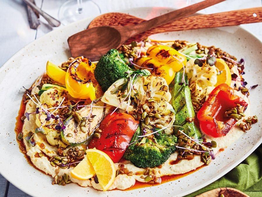 Légumes en BBQ
