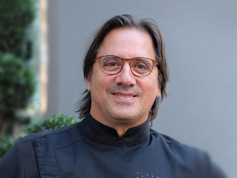 Chef Daniel Vézina