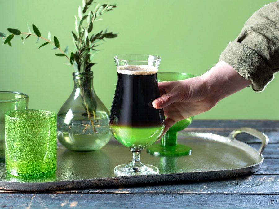 boisson de la Saint-Patrick!