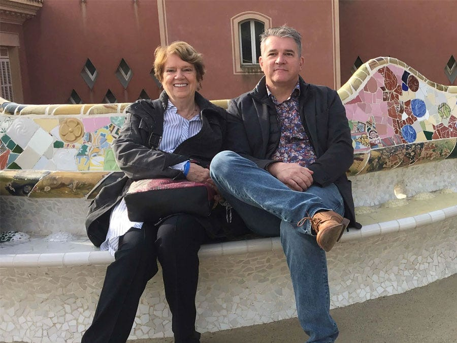 Jacqueline and Alain Cloutier SAQ history