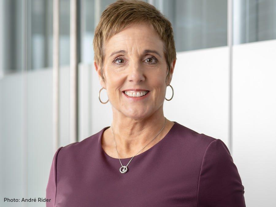 Catherine Dagenais, Présidente et chef de la direction, SAQ
