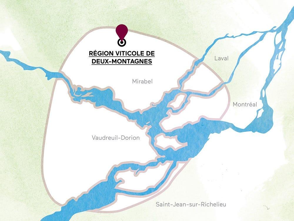 Région viticole de Deux-Montagnes