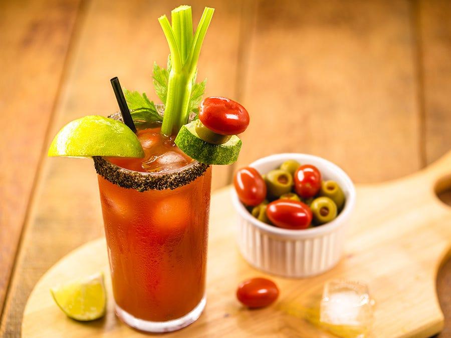 Cocktail Bloody Caesar
