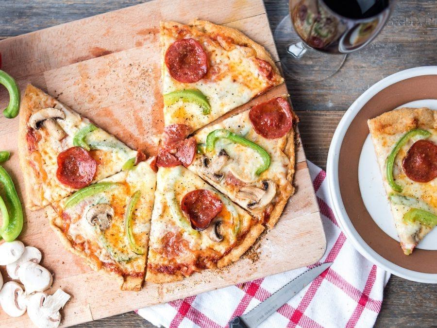 Quoi boire avec une pizza « all dressed »?